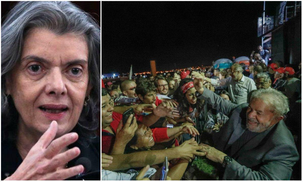 Lula não cabe no STF