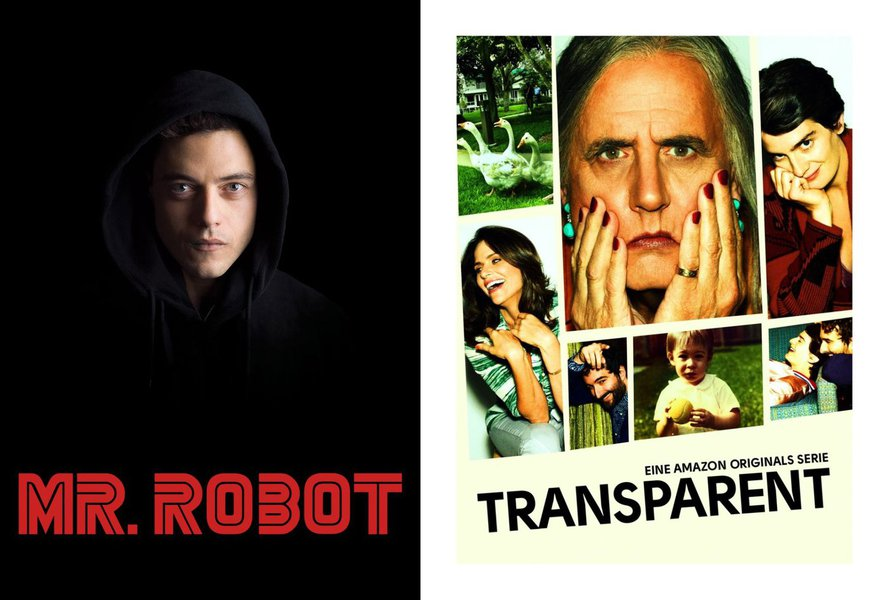 Cinema e Sofá 247 debate Mr. Robot e Transparent  da Amazon Prime Video