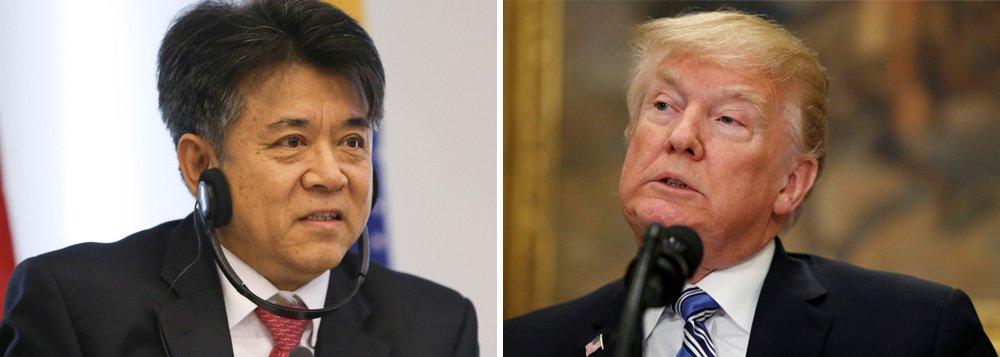 Embaixador chinês prega união com o Brasil contra o protecionismo de Trump