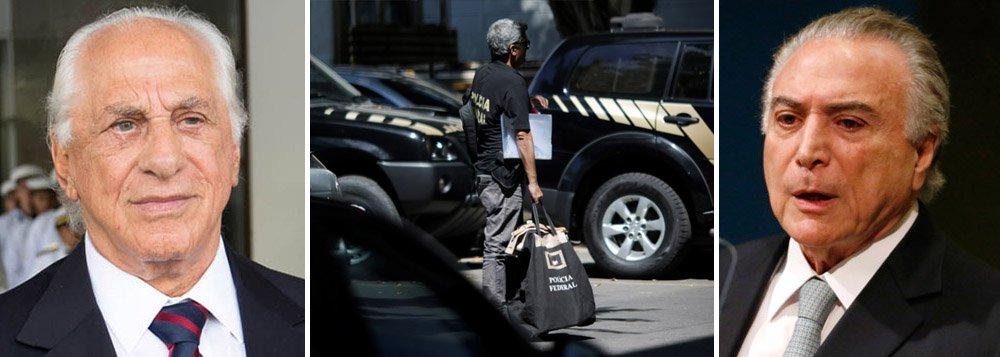 PF prende José Yunes, operador de Temer