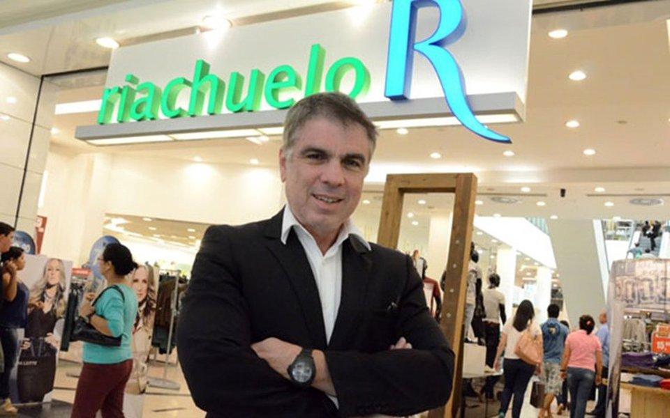 Flávio Rocha se encontrou com João Roberto Marinho