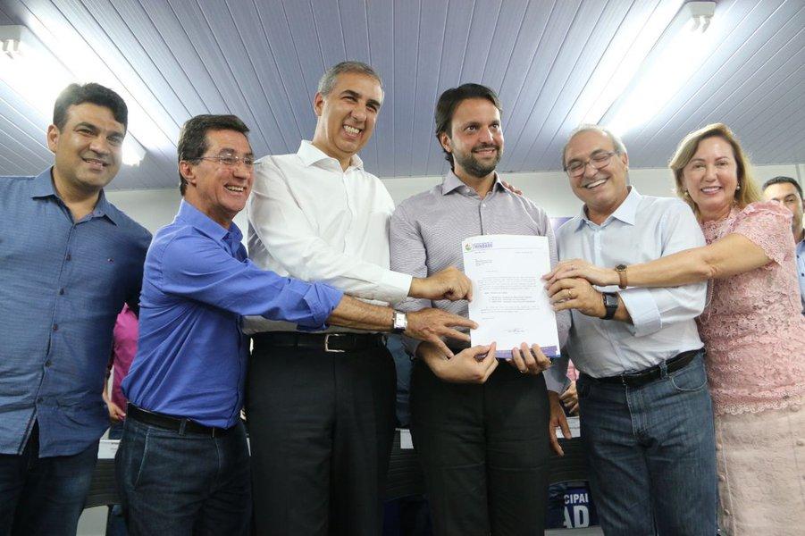 Baldy libera R$ 26,5 milhões para Trindade