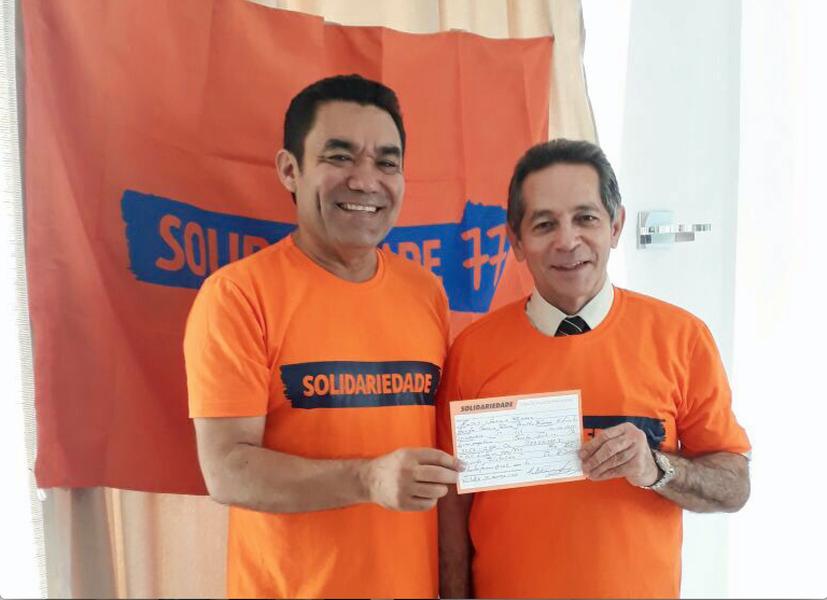 Heitor Férrer deixa o PSB e filia-se ao Solidariedade