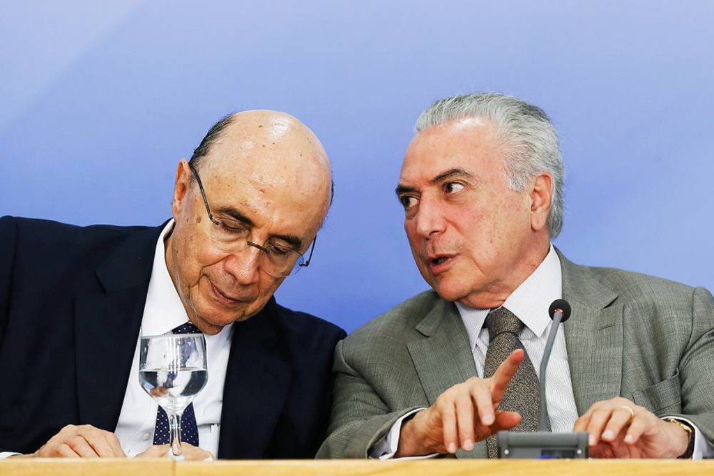 "Temer-Meirelles: a chapa do ""presidente decorativo"""