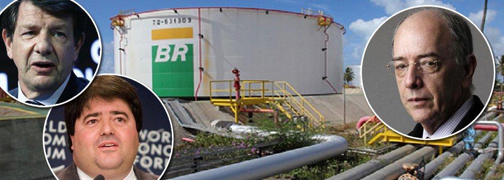 Donos do Itaú querem levar gasoduto da Petrobras