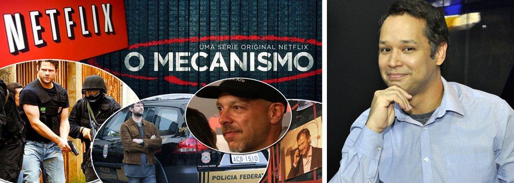 """Stoppa: seriado """"O Mecanismo"""" é mentiroso e beneficia o PSDB"""