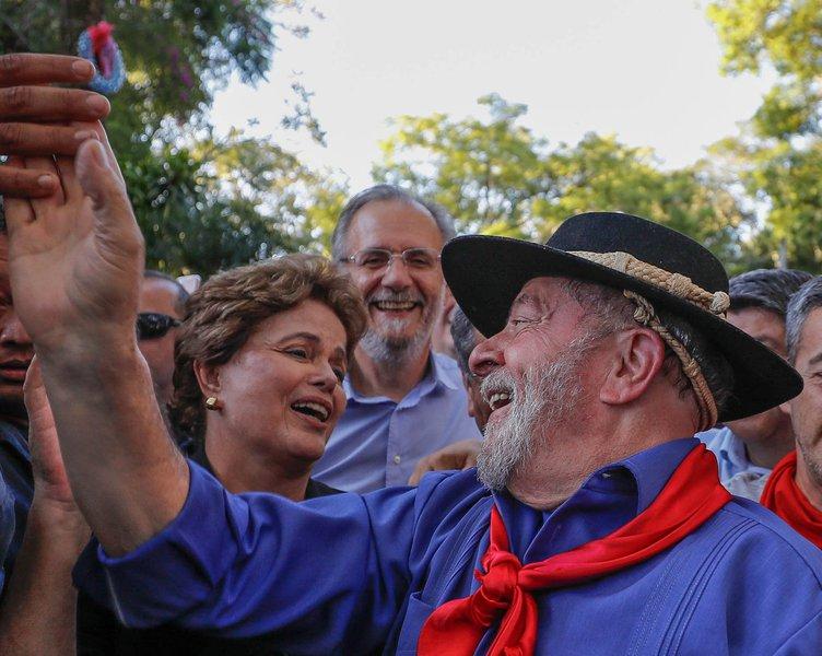 Áudios revelam conduta terrorista de agressores da Caravana de Lula no Sul