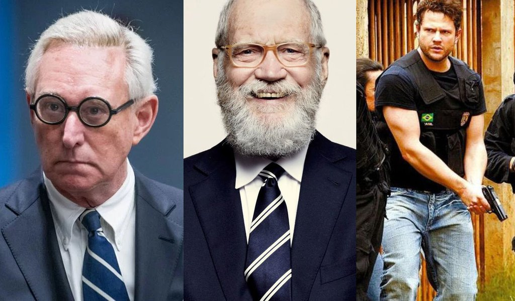 Cinema e Sofá 247 debate O Mecanismo/David Letterman, com entrevista sobre Get Me Roger Stone