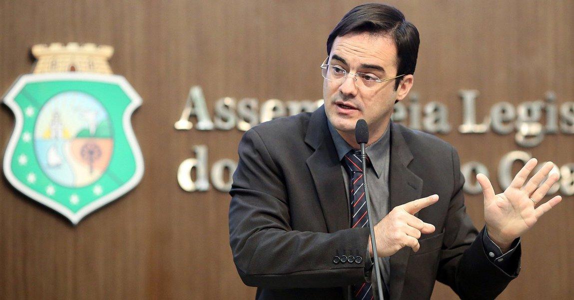 Capitão Wagner reage às declarações do presidente do PSDB do Ceará