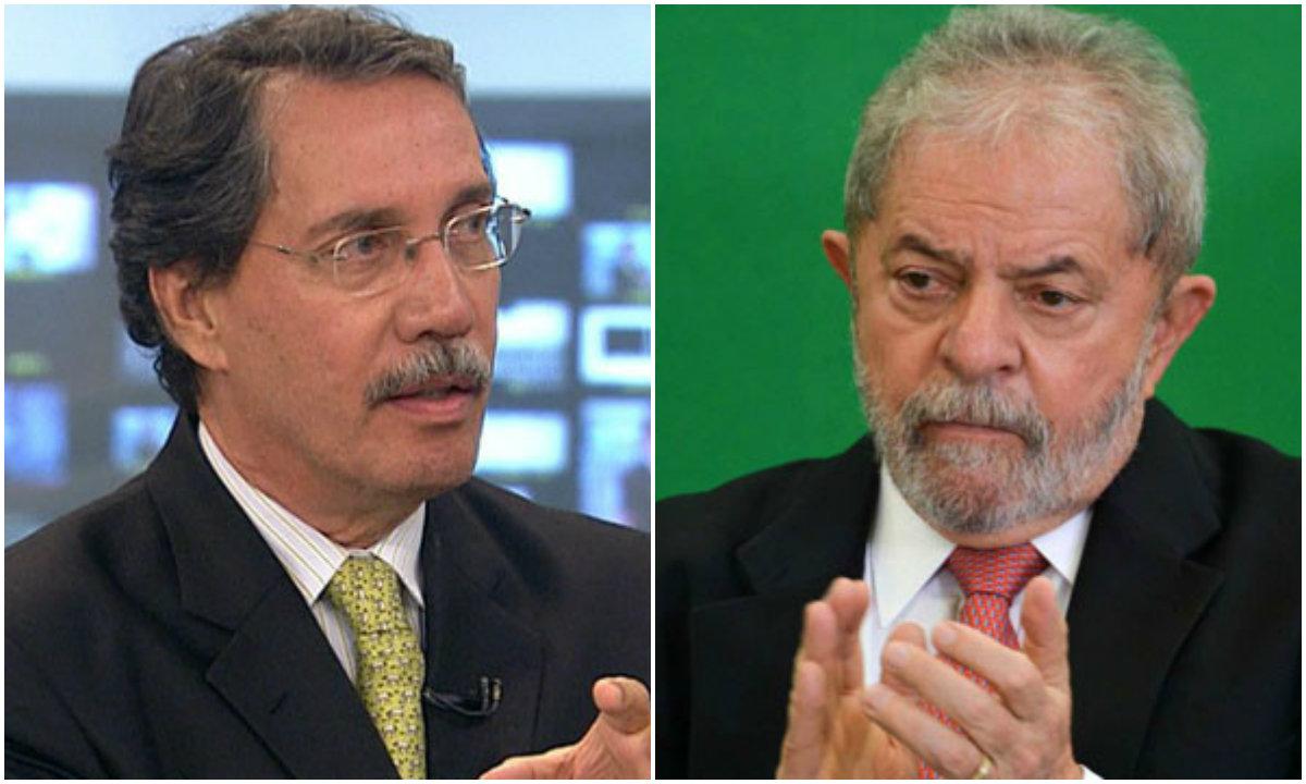 Merval anuncia data da prisão de Lula: dia 26 ou 27