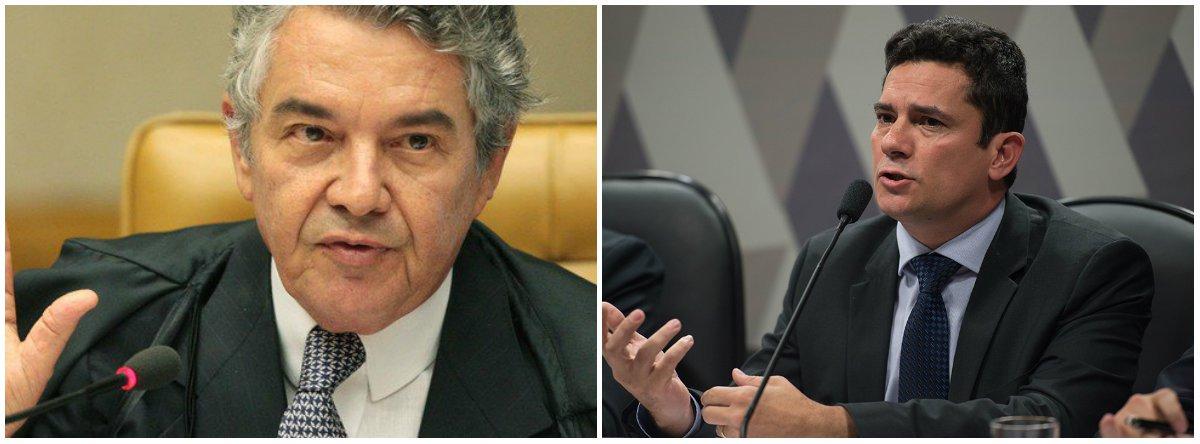 Marco Aurélio critica apelo de Moro contra revisão de prisão após condenação em 2ª instância