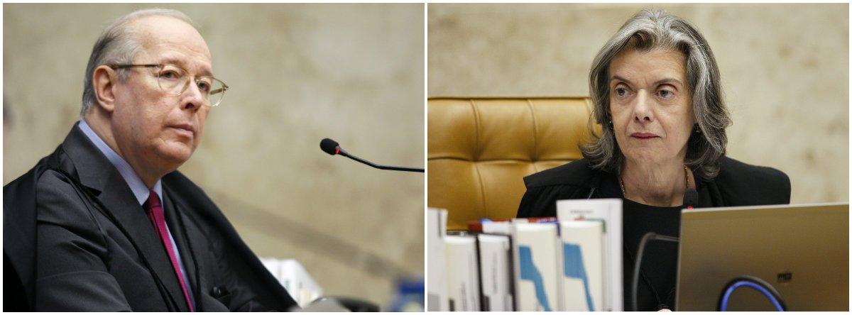 STF implode: decano acusa Carmen Lúcia de quebrar acordo
