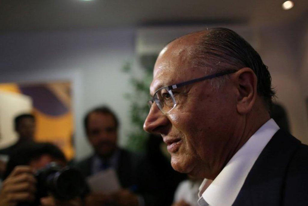 Pré-candidatura de Alckmin ao Planalto é formalizada pelo PSDB