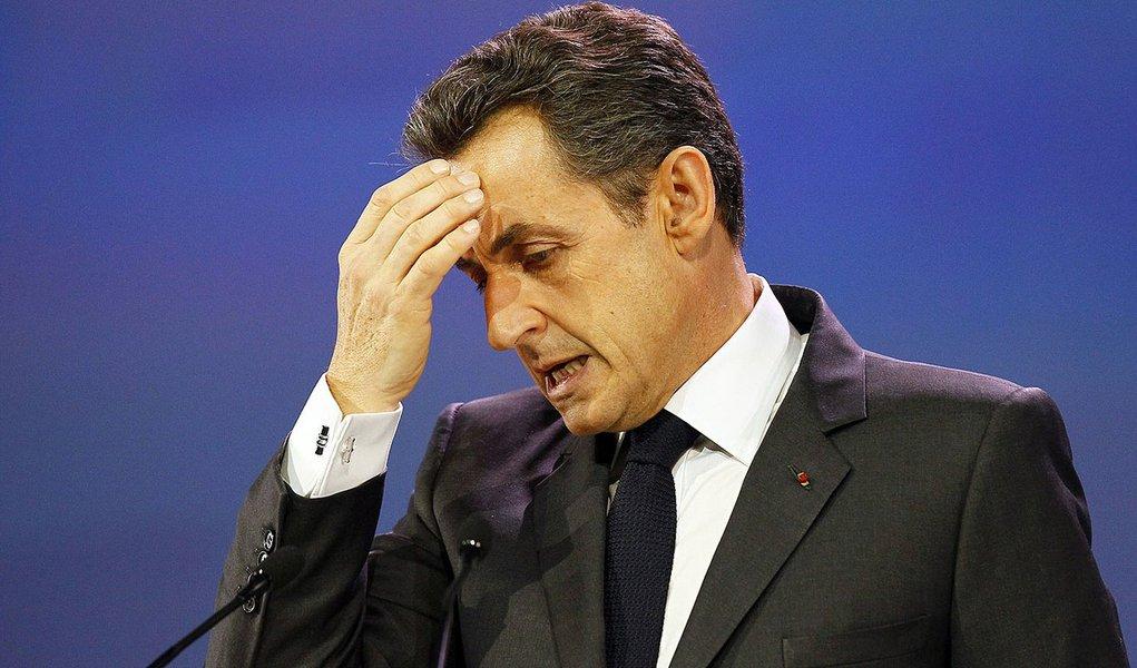 Sarkozy é detido por suborno e financiamento irregular da campanha