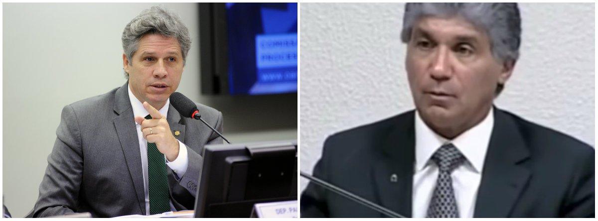 Teixeira sobre Paulo Preto, operador do PSDB: foi blindado pela Lava Jato
