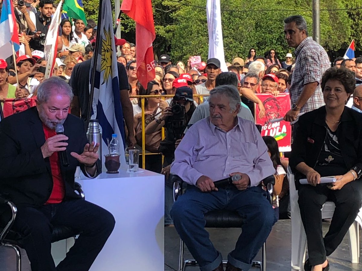 Dilma: o golpe politicamente deu errado. Ele suscitou o ódio