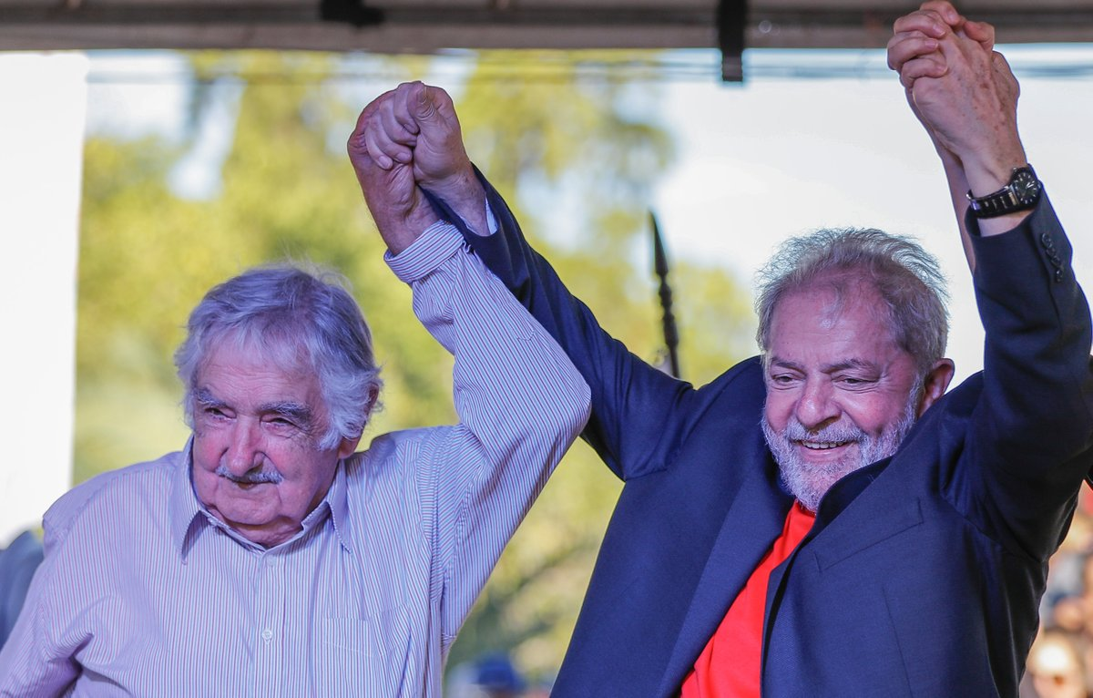 Lula: se as eleições forem normais, PT voltará a governar o Brasil