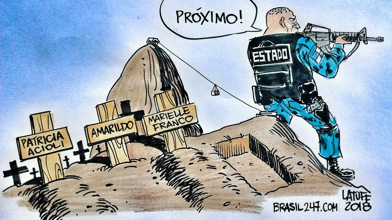 Quem é o próximo?, pergunta Latuff