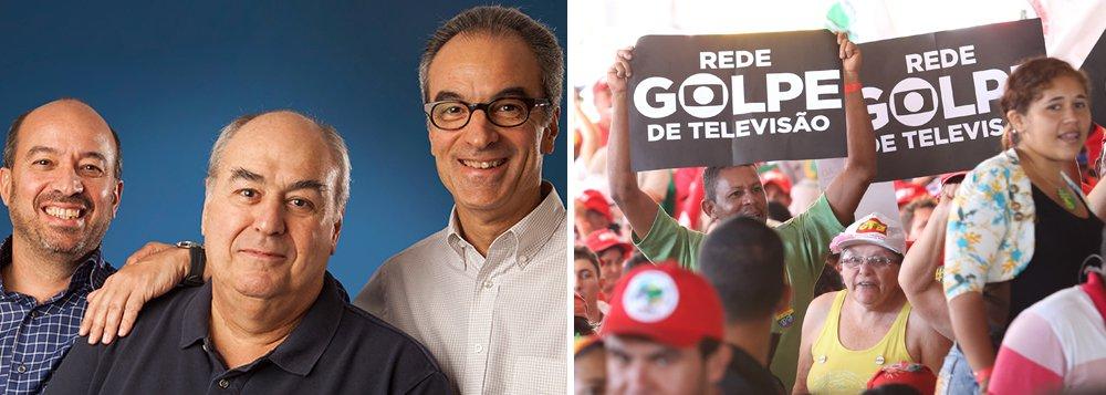 Apoiadora do golpe, Globo teve queda de receita R$ 531 milhões em 2017