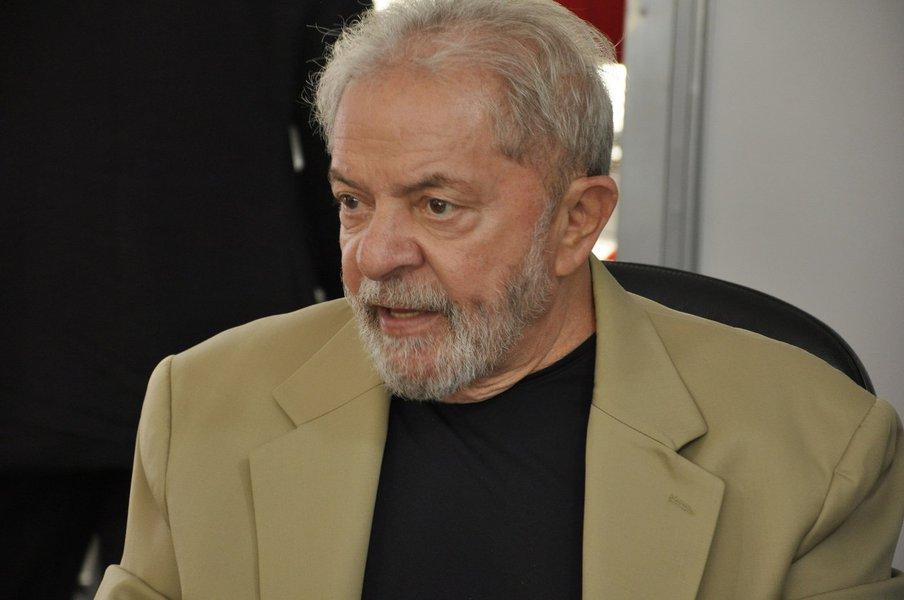Lula: não se preocupem, não vão me calar