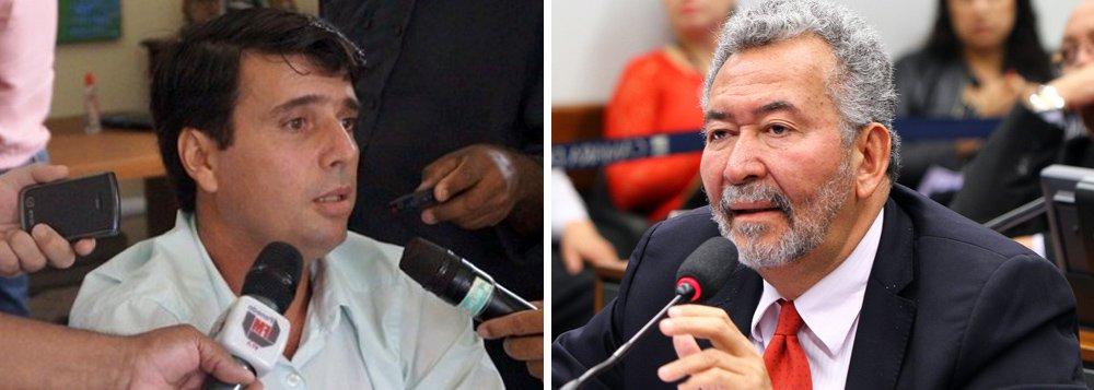 Prefeito de Penedo elogia ajuda de Paulão ao município