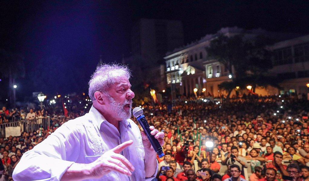 Caravana de Lula começa no Sul com risco de confronto