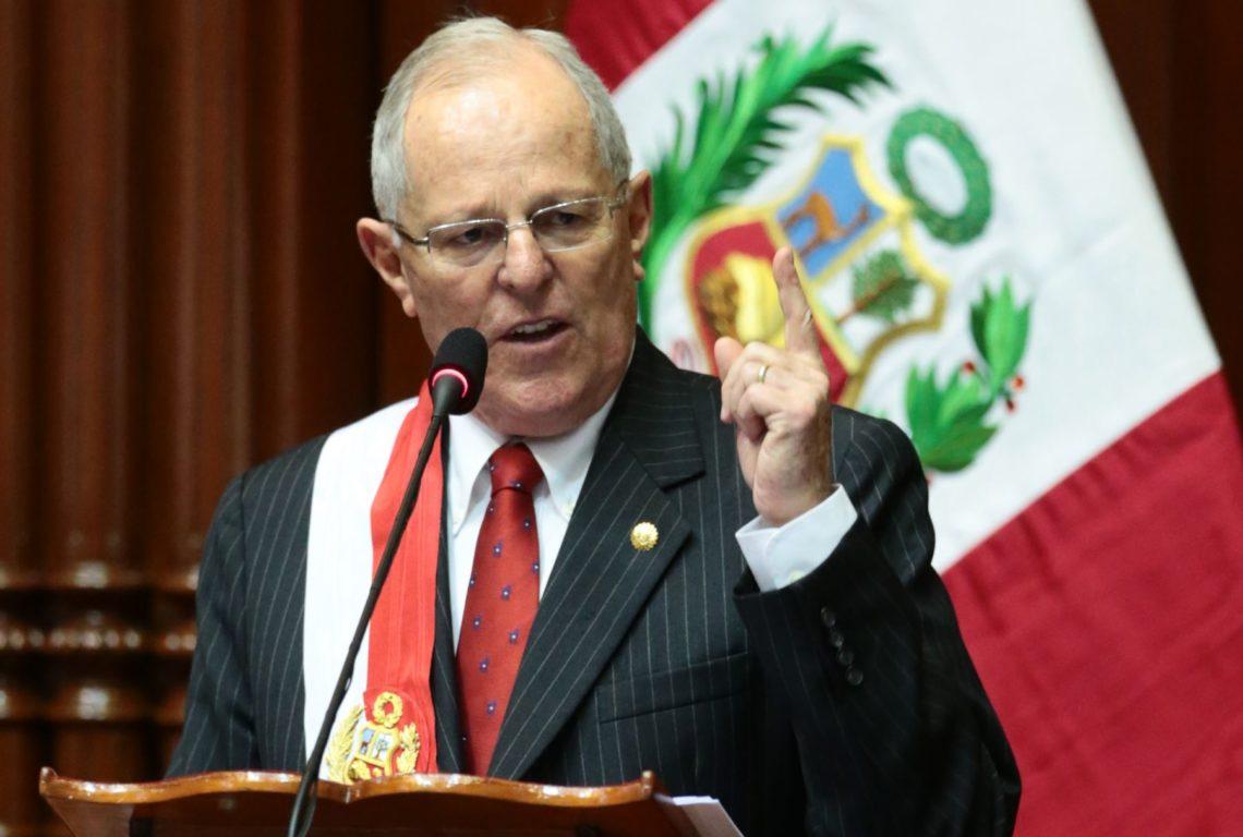 Presidente do Peru assume que usou offshore para evitar pagar impostos para os EUA