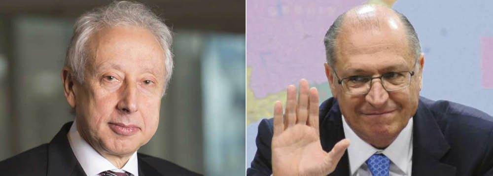 Persio Arida sinaliza que plano de Alckmin é terminar desmonte do estado