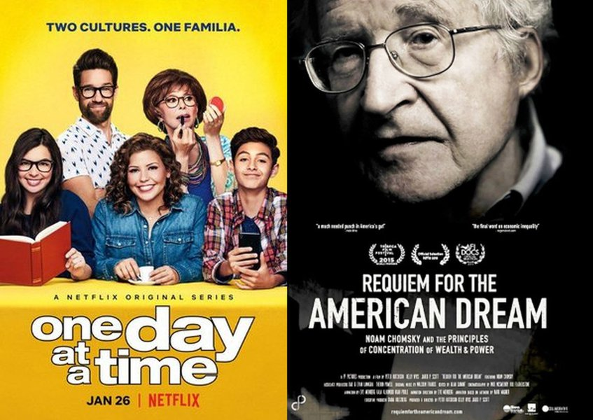 Cinema e Sofá 247 discute One Day At A Time e Réquiem Para Um Sonho Americano