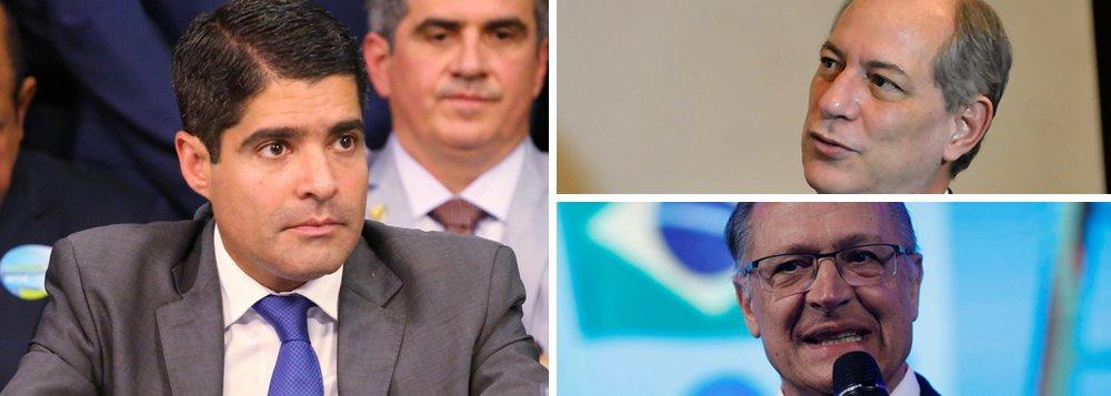 Escolha de candidato a presidente não passa deste mês, diz ACM Neto