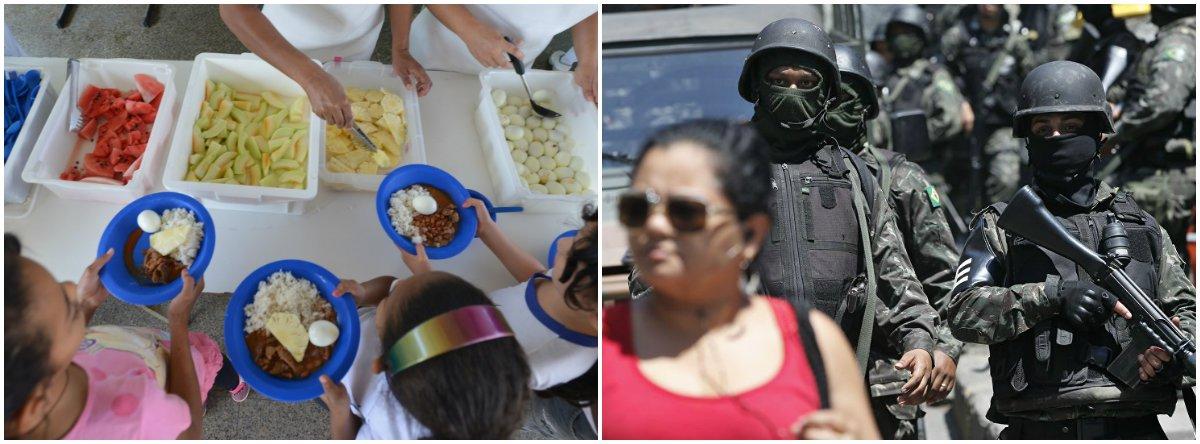 O título que o Brasil pode ganhar: voltar ao mapa da fome da ONU