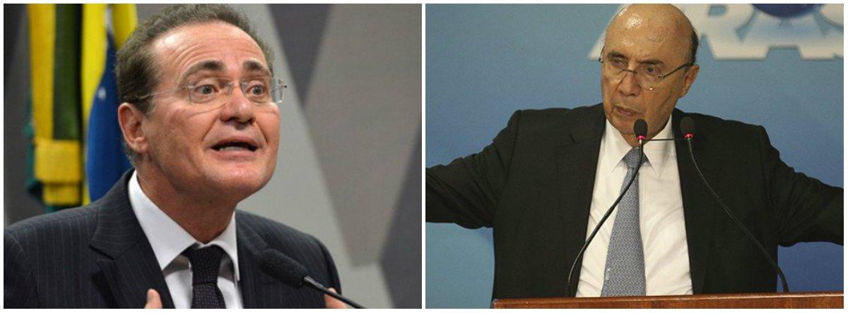 Renan: PMDB pós Michel Temer é tenebroso