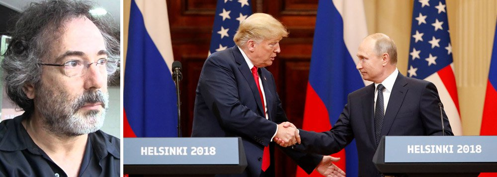 Pepe Escobar: cúpula Trump-Putin marca colapso do império americano