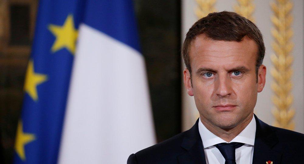 Confiança dos franceses aumenta com título na Rússia, mas não a popularidade de Macron