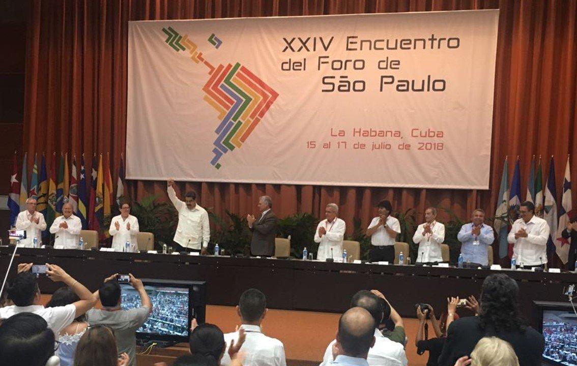 Em Cuba, presidentes latino-americanos defendem Lula Livre