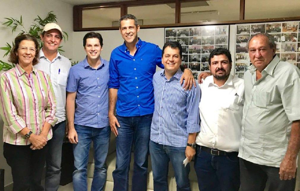 Dante do Vôlei será candidato a deputado federal por Goiás
