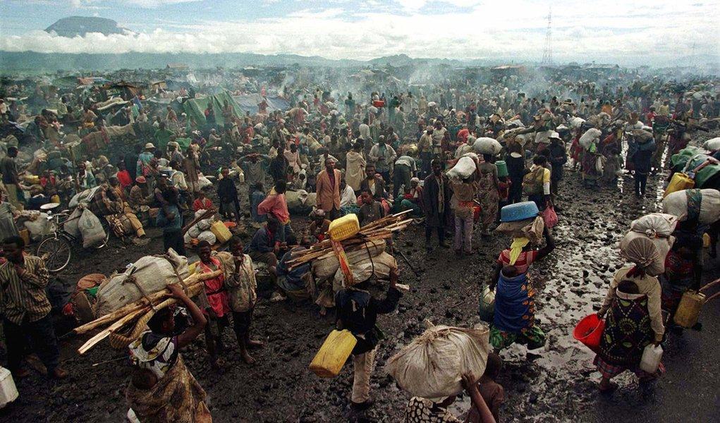 Guerra comercial dos EUA passa a mirar Ruanda, um dos países mais pobres do mundo