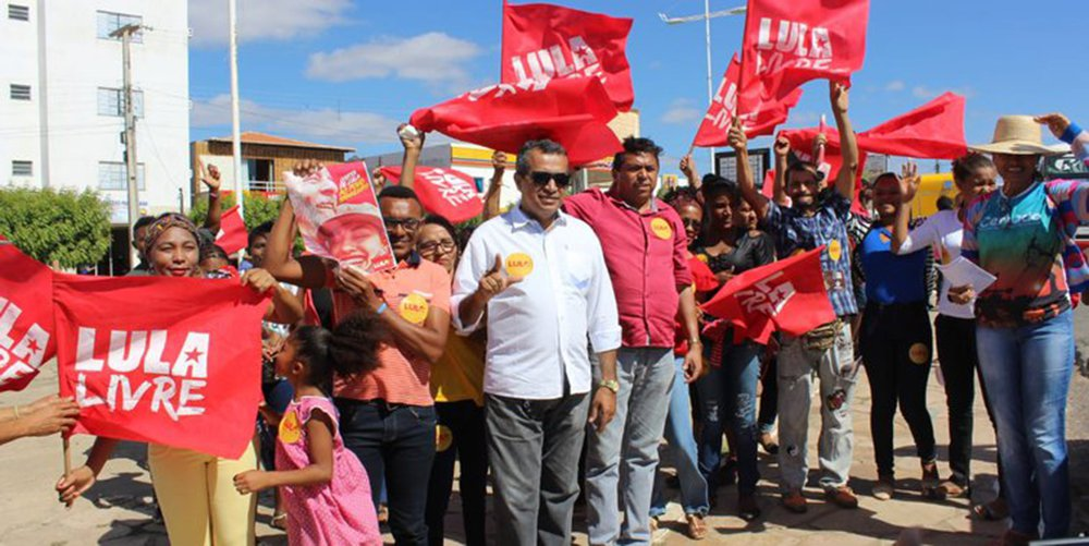Caravana Lula Livre já percorreu 114 municípios do Piauí