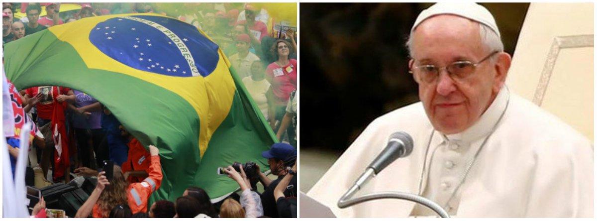 O 14 de julho brasileiro, ou a revolução do Papa Francisco
