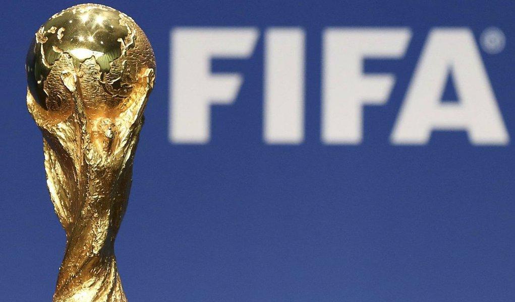 As cinco imagens que marcaram a Copa