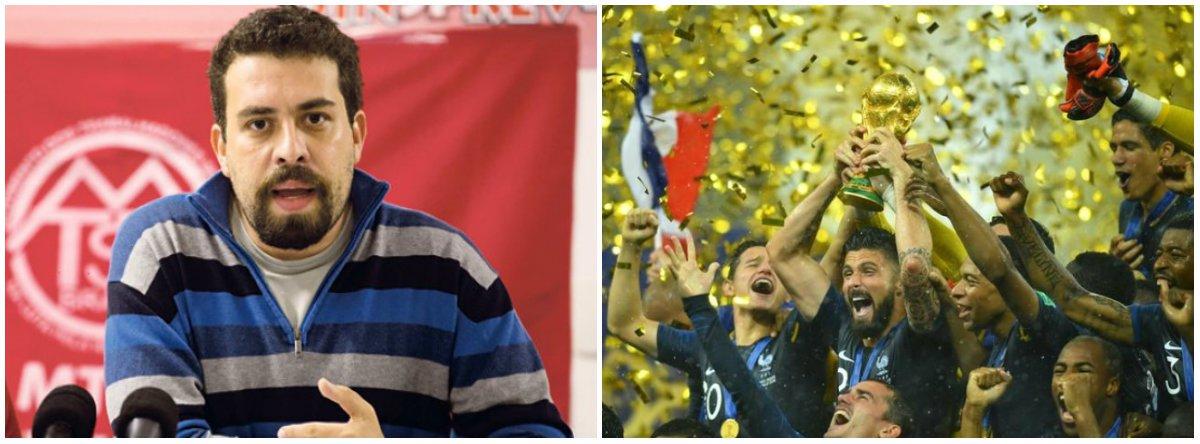 Boulos: que a vitória da França sirva de lição aos xenóbofos