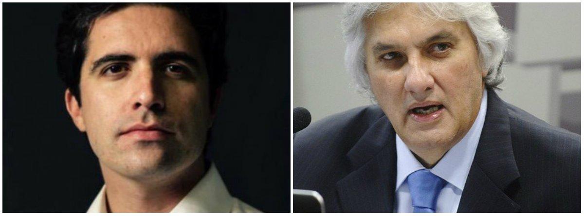 """Mello Franco aborda o """"paraíso das delações furadas"""""""