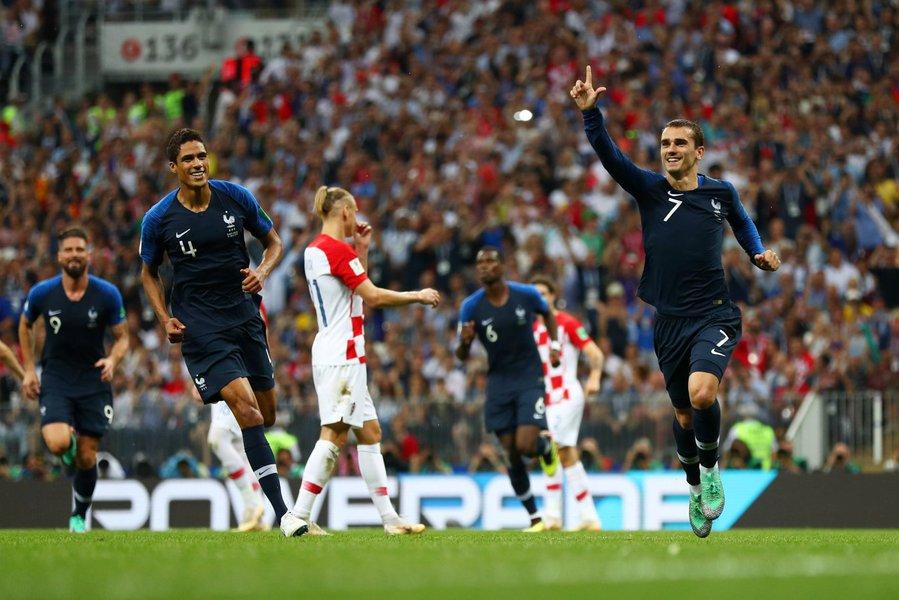 França espetacular; o melhor e o pior de uma Copa sensacional