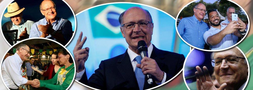 Alckmin paga a conta tucana pelo golpe de 2016