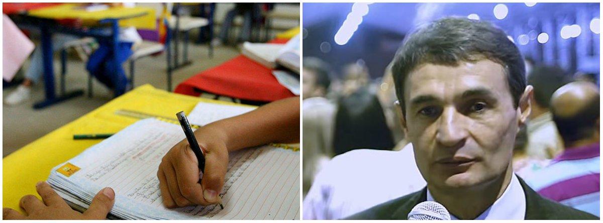 Prefeito tucano sanciona lei que proíbe escolas tratarem de questões de gênero