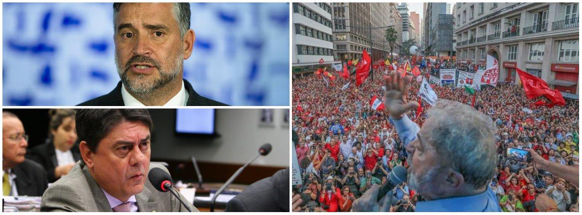 Pimenta e Wadih mandam recado a Lula: estamos no combate à injustiça
