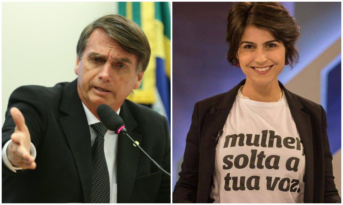 Manuela: derrotar Bolsonaro é dever de quem defende a civilidade