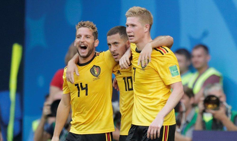 Bélgica bate Inglaterra por 2 x 0 e fica em 3º lugar na Copa da Rússia
