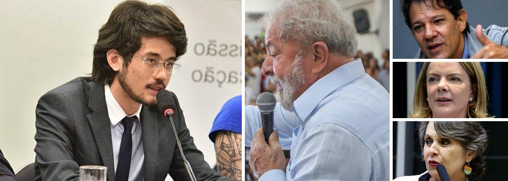 MBL é duramente criticado após pedir inelegibilidade de Lula ao TSE