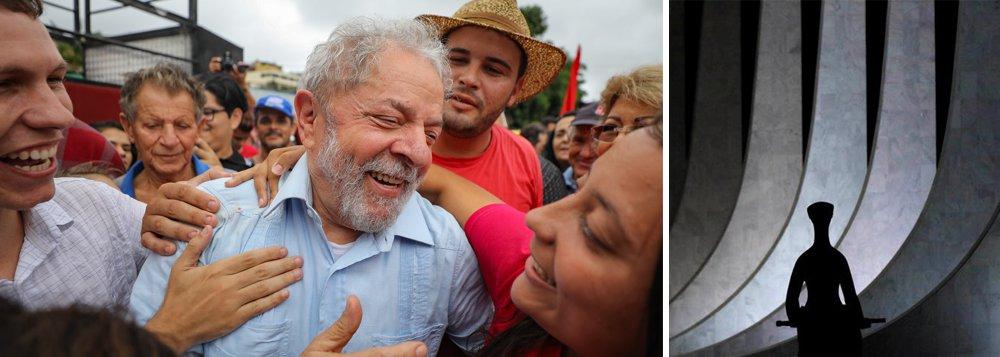 IAB pede que STF decida sobre execução provisória de pena contra Lula